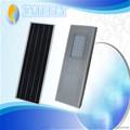 Intefly 15W alumbrado público solar integrado