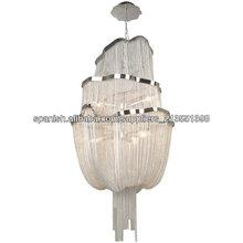 Atlantis Lámpara de suspensión de 3 niveles (XCP1080)