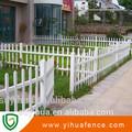 yihua jardín valla de plástico