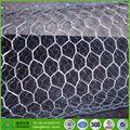 Buena calidad jaula hexagonal malla de alambre eléctrico de los animales