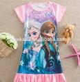 Fashion frozen elsa dress wholesale,birthday dress for baby girl ,baby dress