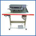 De alta calidad de cuero& de la pu de creación de bandas de corte de la máquina para la fabricación de la correa