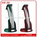 Ajustable cortadora de cabello/cordless eléctrica de cortar el pelo profesional nuevo producto kj-606 cortadora de cabello