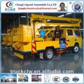 plataforma de trabajo aéreo precio de camiones de trabajo aéreo de camiones de plataforma