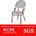 hacer de aluminio silla de bambú y 101255