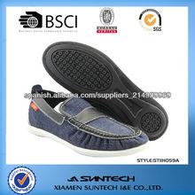 2013 nuevos hombres de moda de cuero de los calzados informales