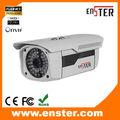 1 Mega píxeles Cámara impermeable del IP IR,Resolución en las cámaras de red IP,cámaras web