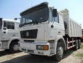 Shacman camión de volteo