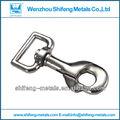De aleación de zinc con correa de perro gancho; de aleación de zinc perro con correa del gancho de seguridad;