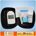 Monitor automático da glicose do diabético das tiras de teste da glicemia
