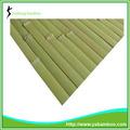 decorativa papel de parede de bambu para o restaurante