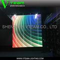 aliexpress Nuevos productos P10/P12/P20 vídeo LED de pantalla de cristal transparente