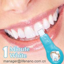 Los dientes que blanquean el kit, nuevos productos para 2014 libre de la muestra