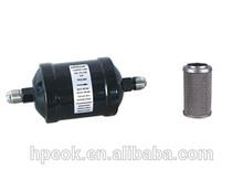 Portador/bizer del filtro de aceite/filtro de aceite para la refrigeración