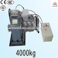 4000 kilogramos de rodillos automática o manual de los operadores