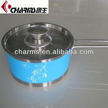 nueva llegada de acero inoxidable ollas de cocina cs560d