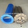 De alta- eficiencia de aplicación marina uht tubular intercambiador de calor de los fabricantes