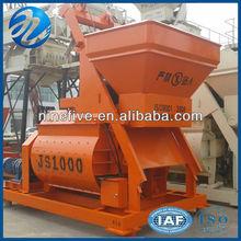 Alta Eficiencia! JS1000 Máquina De Mezcla De Concreta