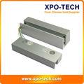 2013 venta caliente perno eléctrico para la puerta de cristal sin marco Xpo-310b