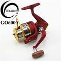 Pesca Carretes Con Freno Delantero GO6000