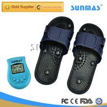 sunmas sm9188 nueva como se ve tv de zapatos para los terapeutas de masaje