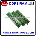 Precio de fábrica 1333MHZ DDR3 MEMORIA RAM 4GB