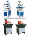 máquina de corte basculante hidráulico/clicker prensa/máquina de zapato