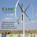 chinois fournisseur éolienne 2kw éolienne verticale