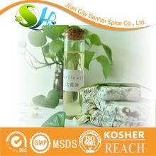 extracto de la planta de aceite de ajo