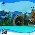proporcionar el installtion tema mar en interiores de Juegos infantiles Juegos