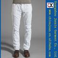 color jeans de 2013 últimos hombres fabricación en china primera calidad coloreada de los pantalones vaqueros (JXC30828)