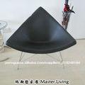 coco cadeira de fibra de vidro de tecido ou do plutônio material por george nelson