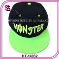 Gorra monster deportiva para hombre color neon
