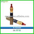 2014 producto popular de flujo de aire suave un- corona con extraíble 18650 buena de la batería ecig como k1000