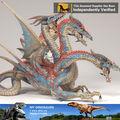 La vida europea - de tamaño del dragón