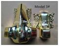 las esquinas casket 3 modelo de plástico con material para ataúd