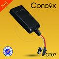 Concox GT07 El sistema del perseguidor del GPS con la cerca de la antena externa/del motor/de Geo de la parada funciona