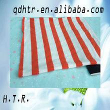 de algodón 100 hilo de jacquard teñido de tela a rayas al por mayor