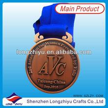 especial diseño 3d medallas de bronce