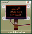 2.5 pulgadas lcd JHD12864-G76IBSC-BL