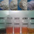 refinación de petróleo tierra ácido bentonita química