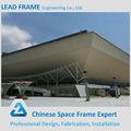 de alta calidad de acero de la estructura de la construcción del estadio de fútbol