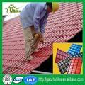 venta al por mayor orgánica corrugado para techos de bambú del azulejo