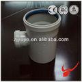 upvc primas material de drenaje de pvc accesorios de tubería de pvc de inspección tee
