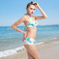 2014 diseño único hecho a mano de ganchillo de ropa de playa bikini traje de baño