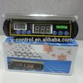 Yk-283 controlador de temperatura digital con calefacción eléctrica nd de gas caliente descongelación