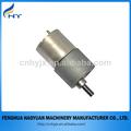 12v ou 6v motor de engrenagens para máquinas