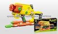 eléctrico de juguete pistola pistola de juguete pistola de bala blanda