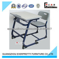 Mobiliario escolar, Escritorio de la escuela barato y silla,mesa y sillas para niños