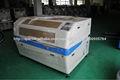 Máquina de corte en tela por laser co2